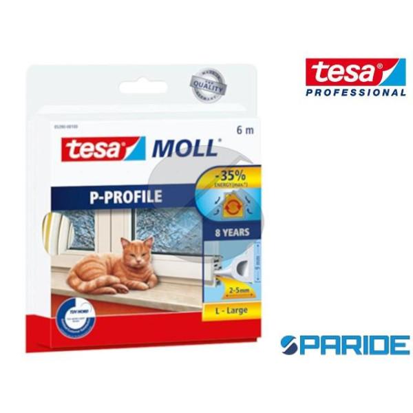GUARNIZIONE ADESIVA TESAMOLL P-PROFILE 6 MT TESA B...