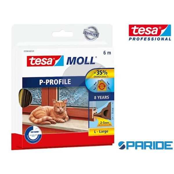 GUARNIZIONE ADESIVA TESAMOLL P-PROFILE 6 MT TESA M...