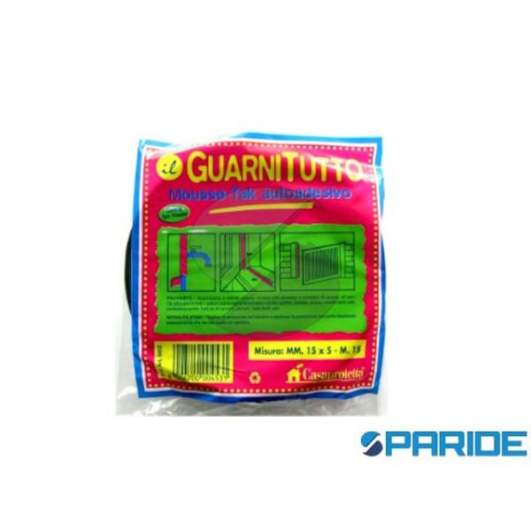 GUARNIZIONE MOUSSE-TAK 30X5 MM MT 8 AUTOADESIVA NE...