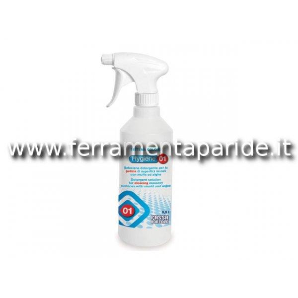 HYGIENE 01 0,5 LT SPRAY ANTIMUFFA