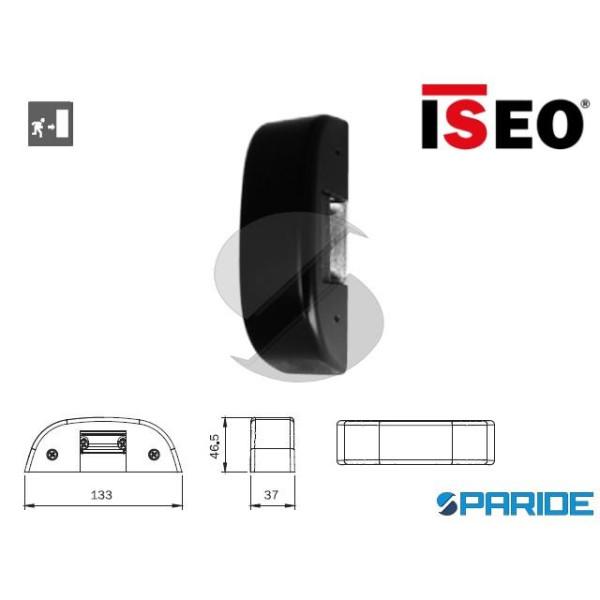 INCONTRO ELETTRICO 12V IDEA 5680000 ISEO NERO PER ...