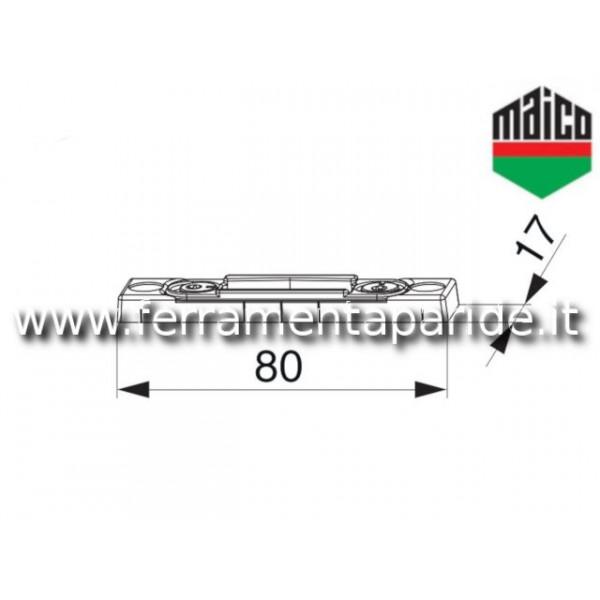 INCONTRO PER SCROCCO 38924 A12 REGOLABILE MAICO