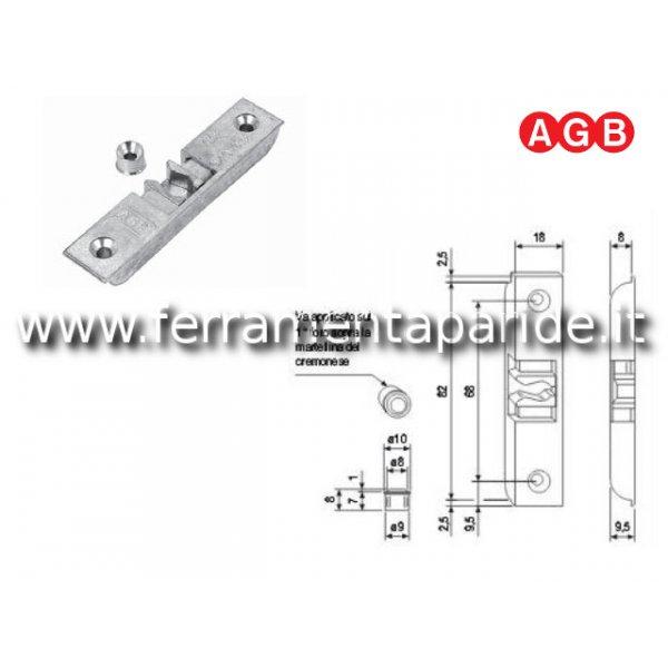INCONTRO SCROCCO PORTA S18 ARIA 4 A400170118 ABG