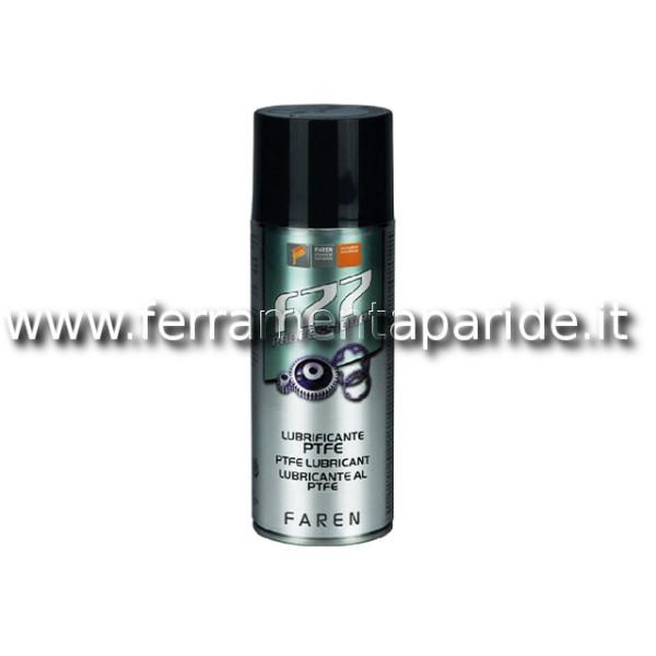 LUBRIFICANTE PTFE F77 400ML FAREN