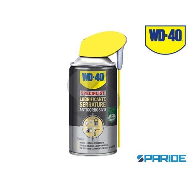 LUBRIFICANTE SERRATURE ANTICORROSIVO WD-40 250 ML