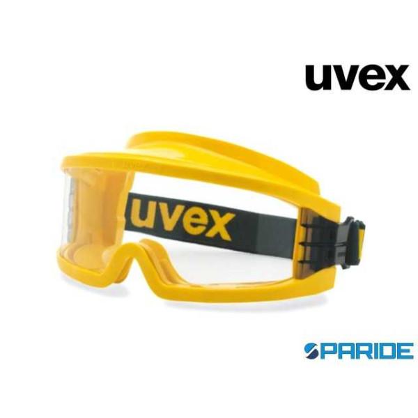 OCCHIALE A MASCHERA UVEX 9301613 ANTIGAS ULTRAVISI...
