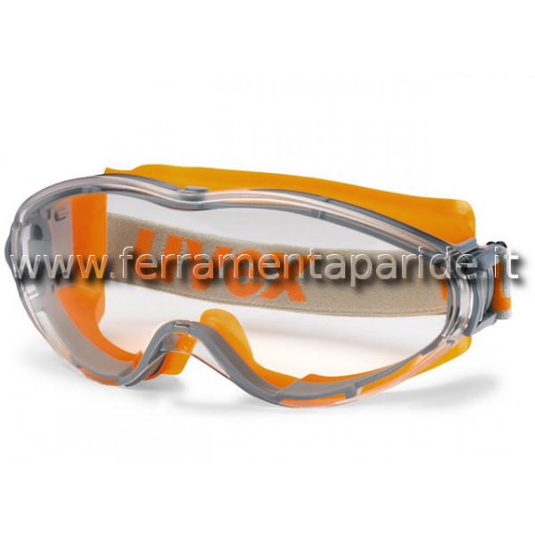 OCCHIALE UVEX 9302-245 HC\AF ARANCIO