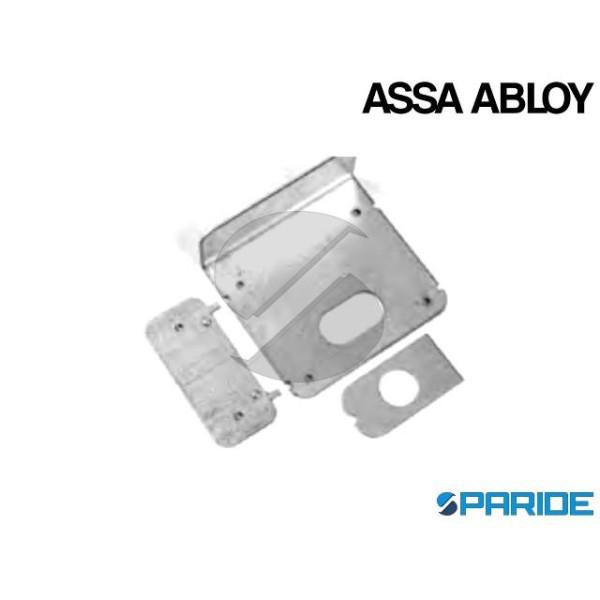 PIASTRA COPRISERRATURA MULTIPLA NF5050 ASSA ABLOY