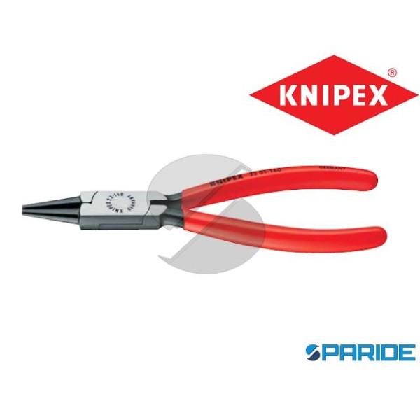 PINZA A BECCHI TONDI 22 01 160 KNIPEX