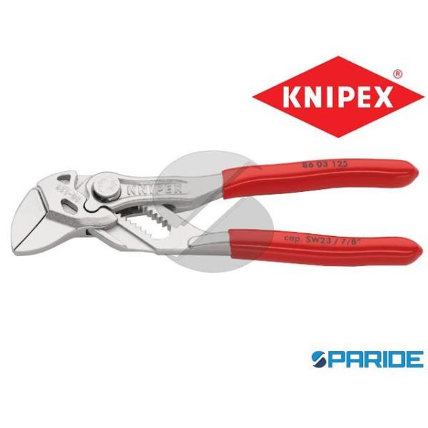 PINZA CHIAVE REGOLABILE 86 03 125 KNIPEX