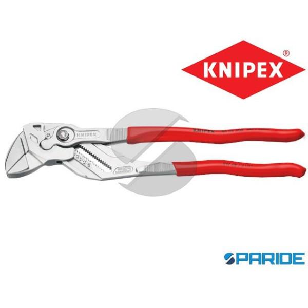 PINZA CHIAVE REGOLABILE 86 03 300 KNIPEX