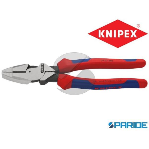 PINZA PER CAVI UNIVERSALE 09 02 240 KNIPEX