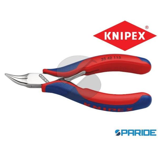 PINZA SPECIALE 35 42 115 PER ELETTRONICA KNIPEX