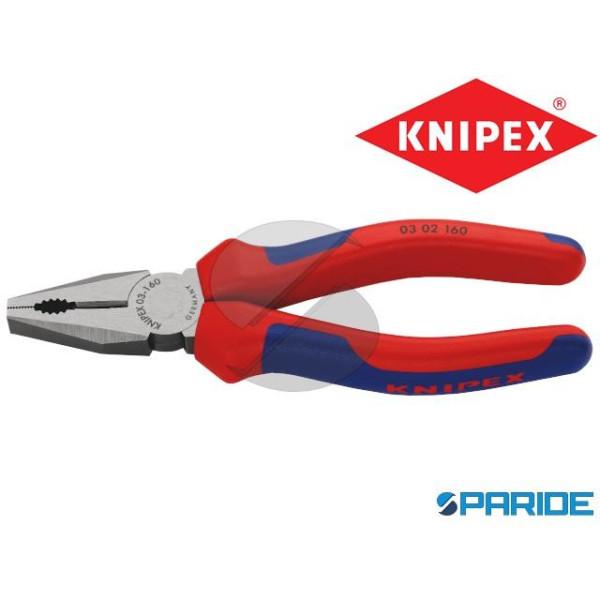 PINZA UNIVERSALE 03 02 160 KNIPEX
