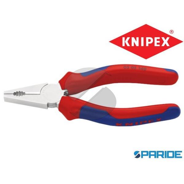 PINZA UNIVERSALE 03 05 140 KNIPEX