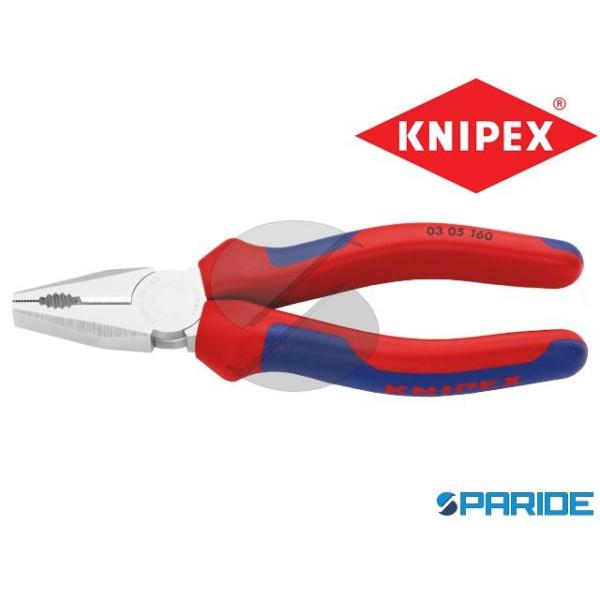 PINZA UNIVERSALE 03 05 160 KNIPEX