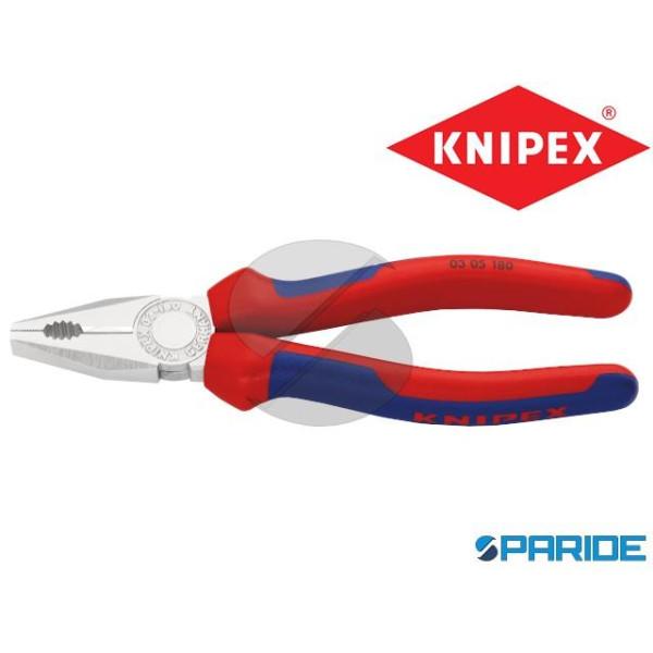 PINZA UNIVERSALE 03 05 180 KNIPEX