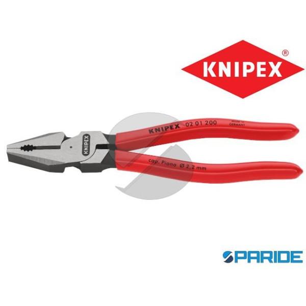 PINZA UNIVERSALE TIPO FORTE 02 01 200 KNIPEX EX