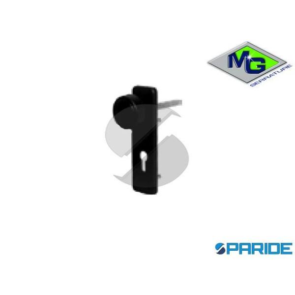 PLACCA ESTERNA 502003000 MG CON POMOLO FISSO E FOR...