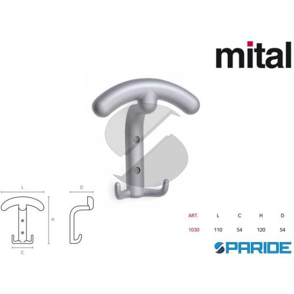 PORTABITO A PARETE 1020 CO MITAL IN ZAMA PRESSOFUS...