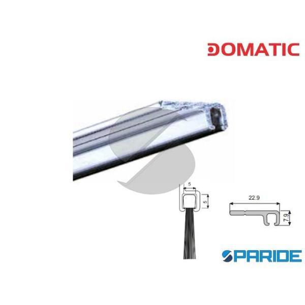 PROFILO DI SUPPORTO DF505BI L 2500 MM ARGENTO PER ...