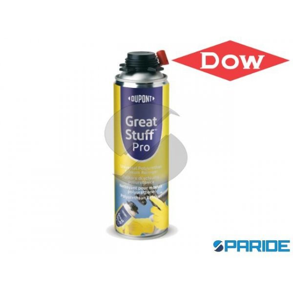PULITORE SCHIUMA GREAT STUFF CLEANER 500 ML
