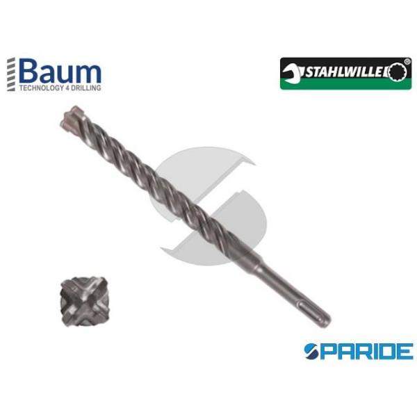PUNTA BAUM SDS PLUS D 8 MM L 600 MM 2 TAGLIENTI