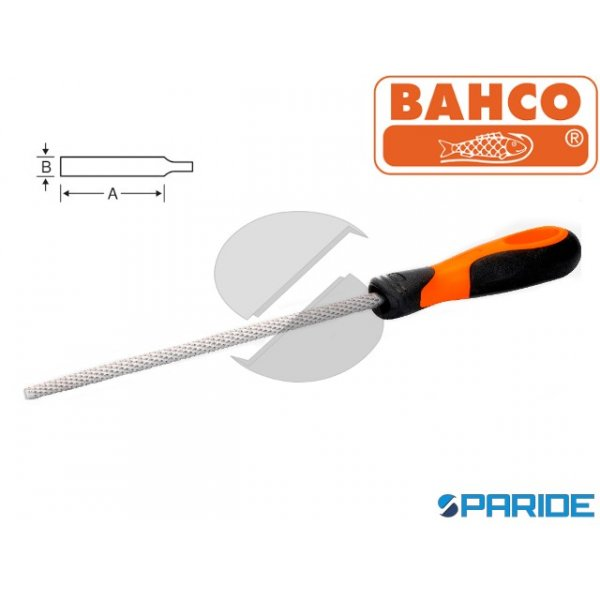 RASPA TONDA 6-345-08-2-2 200 MM BAHCO