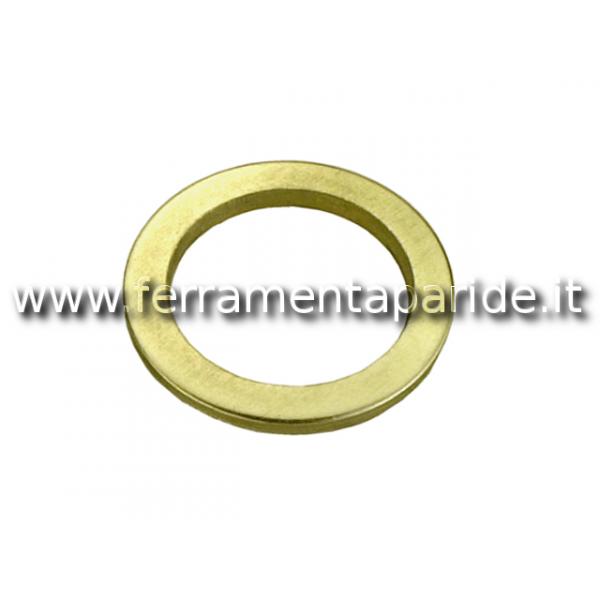 RONDELLA ALZAPORTE OTTONE 10 MM