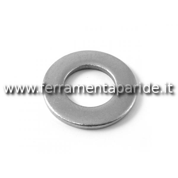 RONDELLA PIANA INOX 14X56