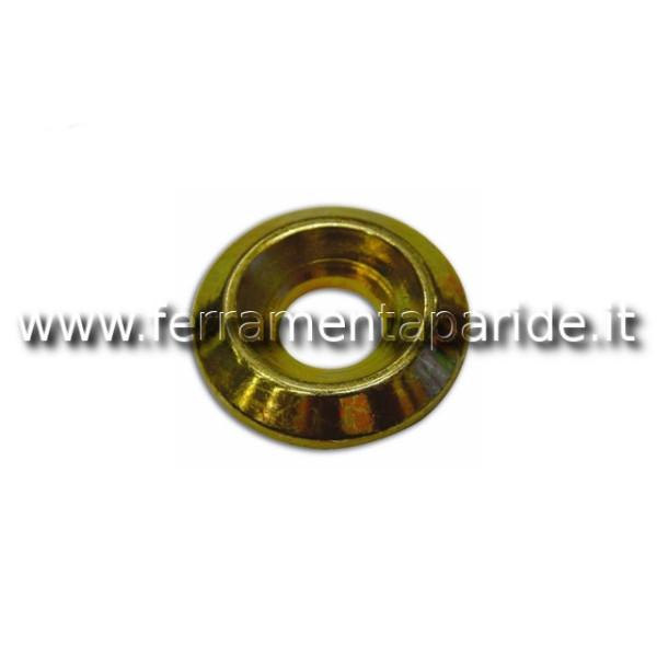 RONDELLA SVASATA D 6 MM 53406 MINUTEX TORNITA