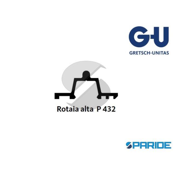 ROTAIA ALTA ALZANTE SCORREVOLE P432 UC5 GU TESTA DI MORO