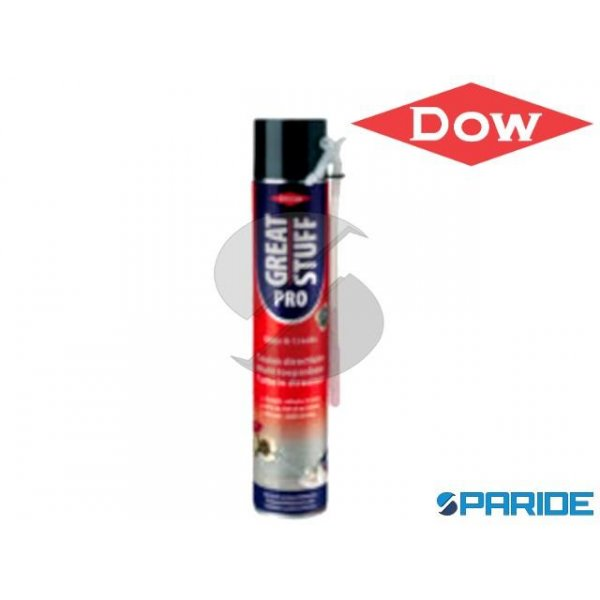 SCHIUMA GREAT STUFF PRO MANUALE 750 ML DOWSIL