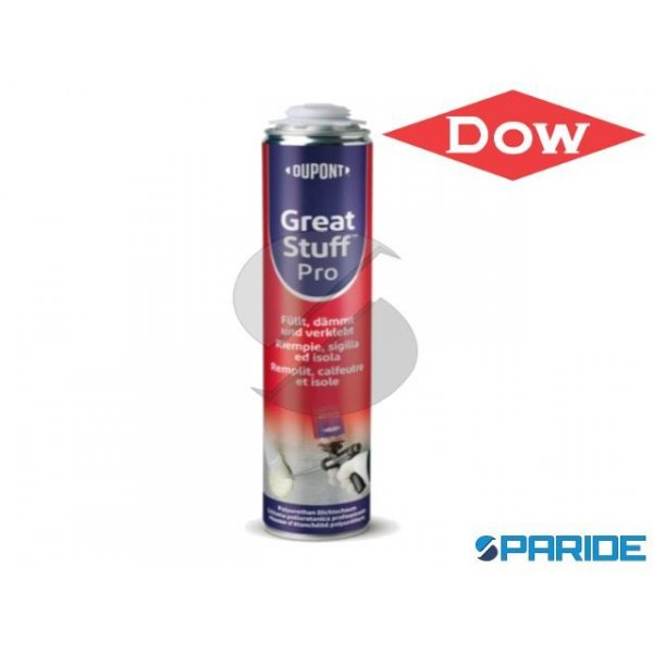 SCHIUMA PISTOLA GREAT STUFF PRO 750 ML DOWSIL