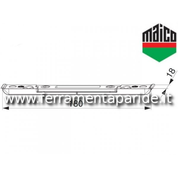 SCONTRO PER GANCIO PUNZONE ARIA 4 207862 MAIC