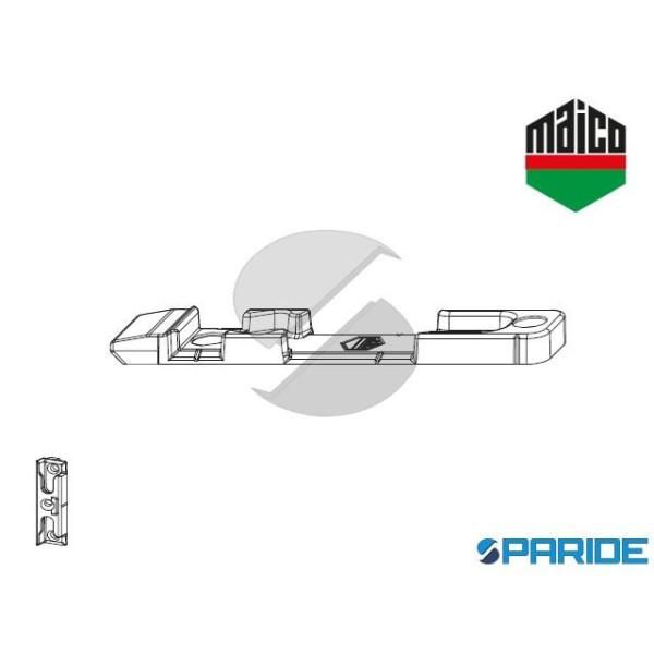 SCONTRO RIBALTA A12 363300 MAICO BATTUTA LISCIA PB...