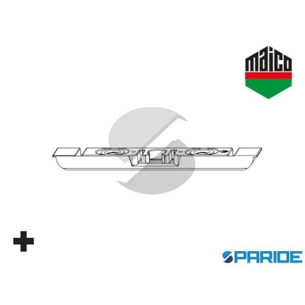 SCROCCO A RULLO PER FINESTRE A 2 ANTE 55189 MAICO ...