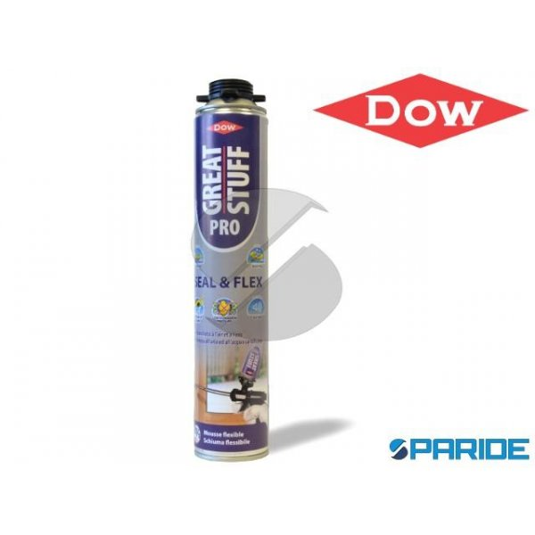 SEAL & FLEX DOW SCHIUMA PISTOLA 750ML