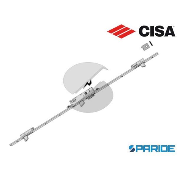 SERRATURA INFILARE E 35 16525 MULTIPUNTO CISA ELET...