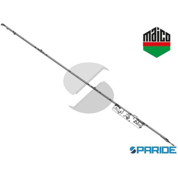 SERRATURA PORTABALCONE E 40 I85 2 FUNGHI 203836 MA...