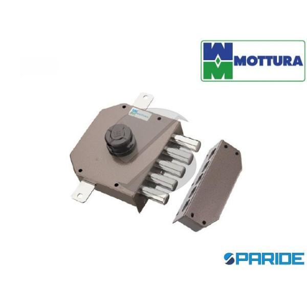 SERRATURA TRIPLICE L 50 30621VD50XE DX MOTTURA CON...