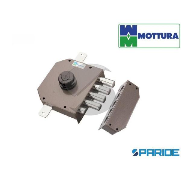 SERRATURA TRIPLICE L 50 30631VS50X SX MOTTURA CON ...