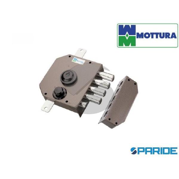 SERRATURA TRIPLICE L 60 30630VS60XE SX MOTTURA CON...