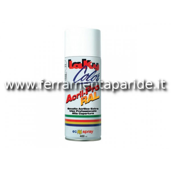 SPRAY LAKY VARI COLORI 400 ML