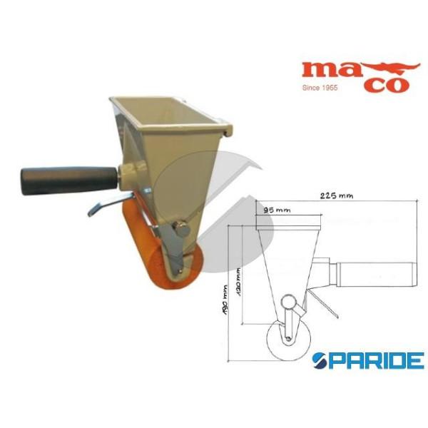 STENDICOLLA ALLUMINIO 1 LT 180 MM MACO 010880 COMP...