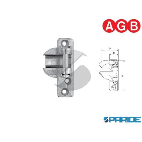 SUPPORTO FORBICE A4 SX A400410102 34X20 AGB 15\18