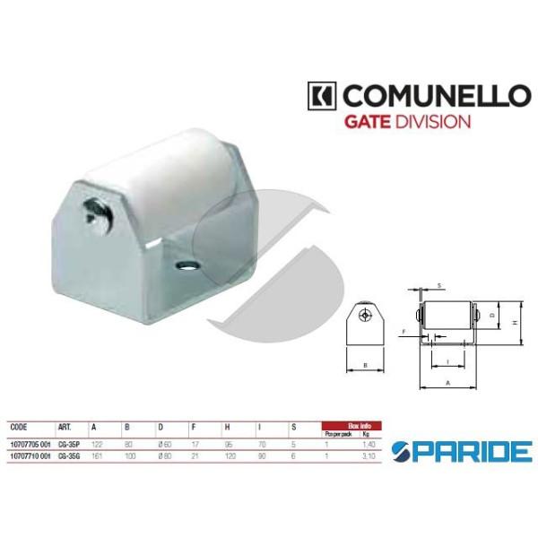 SUPPORTO INTERMEDIO CG-35G ZINCATO COMUNELLO CON R...