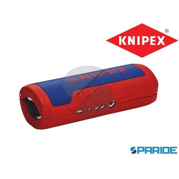 TAGLIATUBO TWIST CUT 90 22 02 SB KNIPEX CON SPELAC...