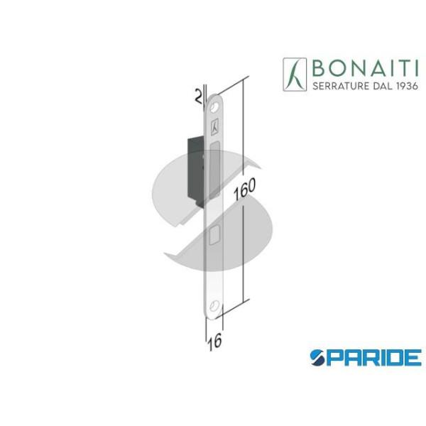 TIRANTE DI TRASCINAMENTO TR3 160X16 CROMO OPACO CO...