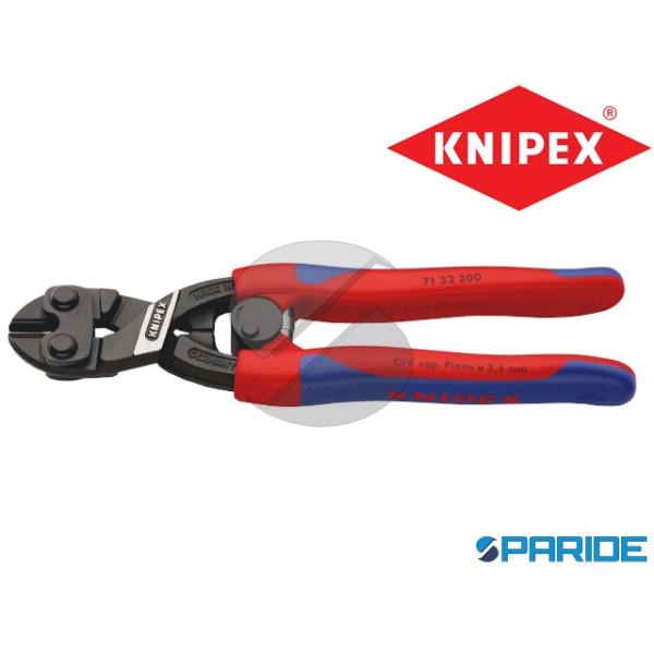 TRONCHESE DOPPIA LEVA 71 32 200 COBOLT KNIPEX